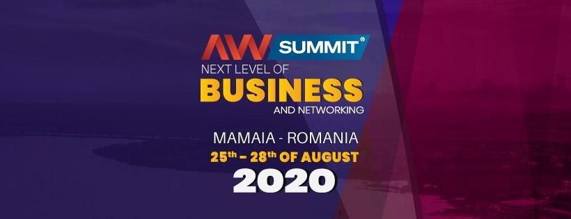 AWSummit 2020, Mamaia