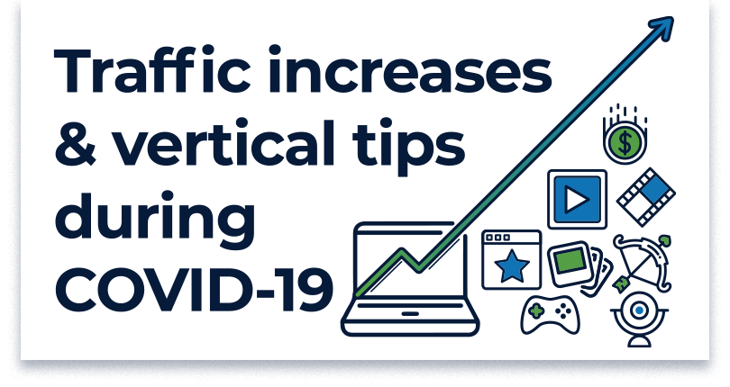 ExoClick Reveals Big Traffic Increases and Offers Vertical Tips During COVID-19