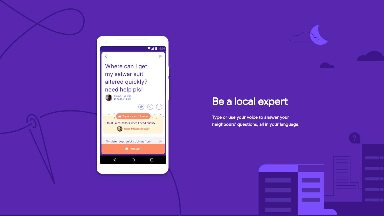 Google to Close Indian Q&A App 'Neighbourly'