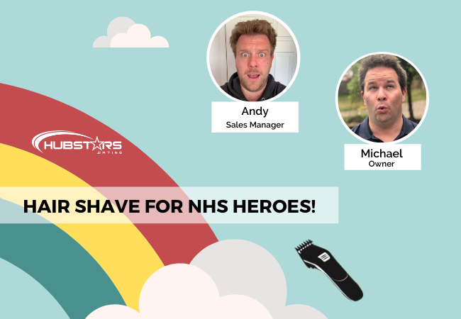 HubStars Raise Money For NHS With Charity Haircuts