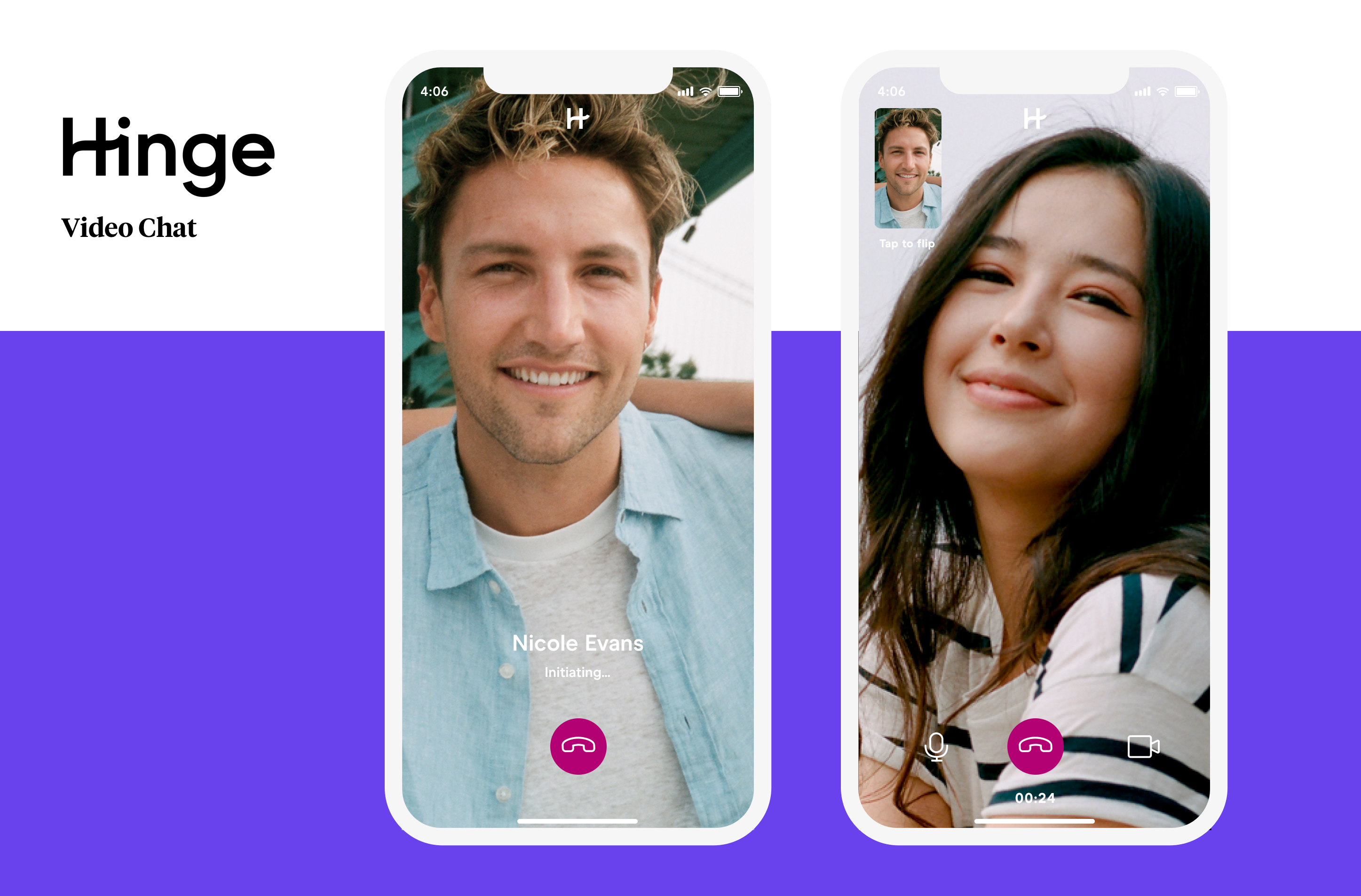 Hinge Officially Launches New Research Division and Begins Testing Video Calls