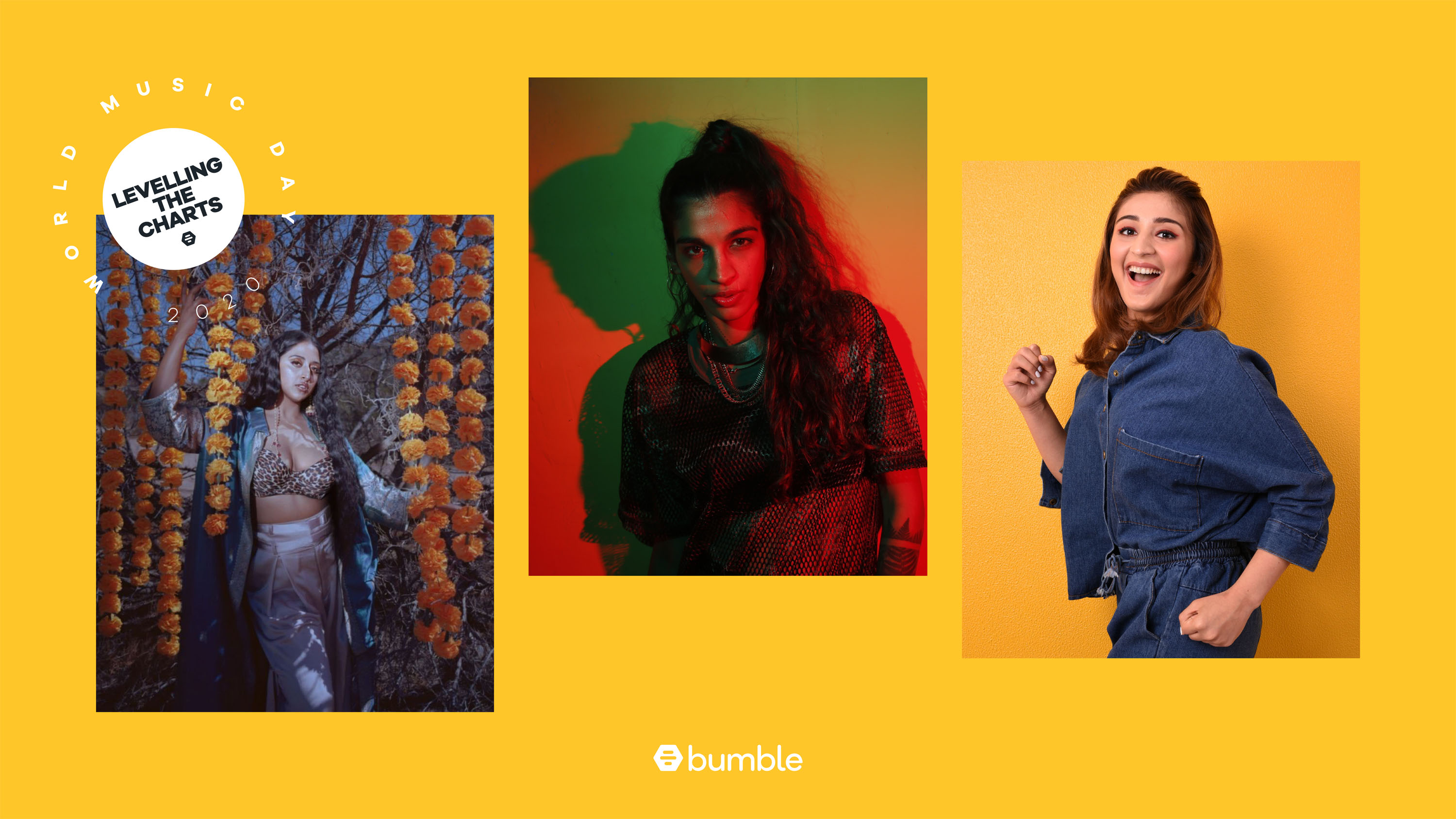 Bumble Launches Music Competition For Aspiring Female Artists