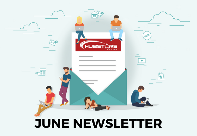 HubStars – June Newsletter