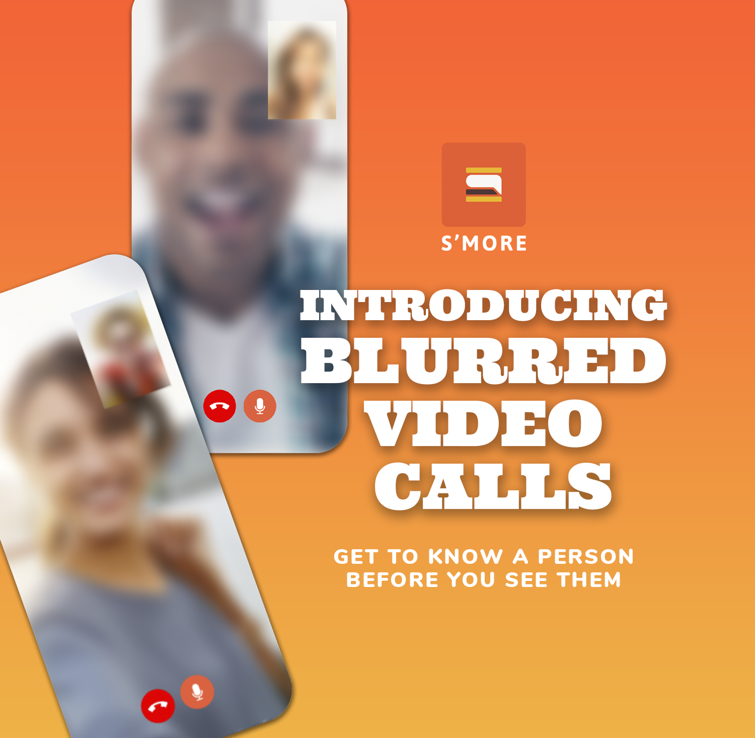 S'More Introduces Blurred Video Calls Ahead of LA Launch