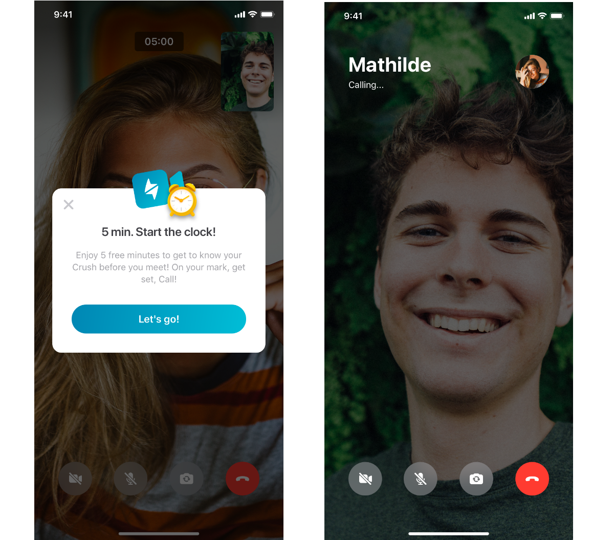 happn Launches Five Minute Video Call Feature