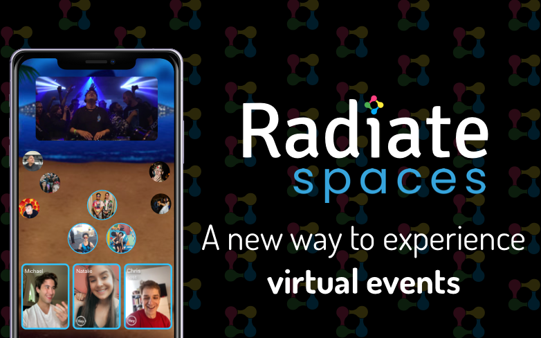 Radiate Launches Feature to Help Users Host Virtual Music Festivals