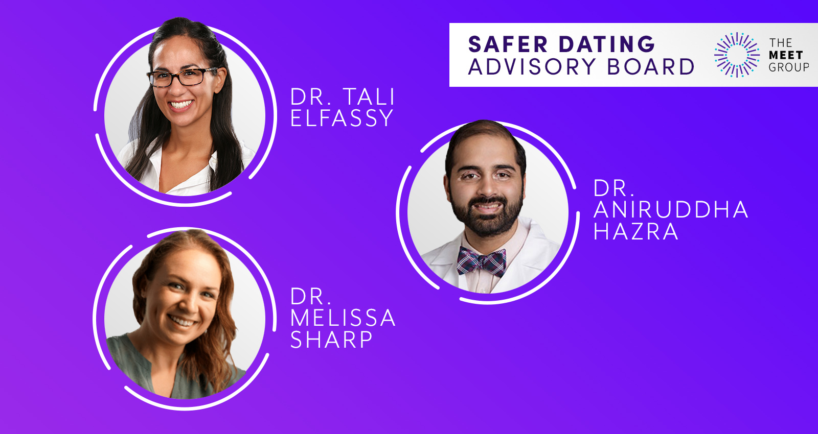 The Meet Group Forms 'Safer Dating Advisory Board'