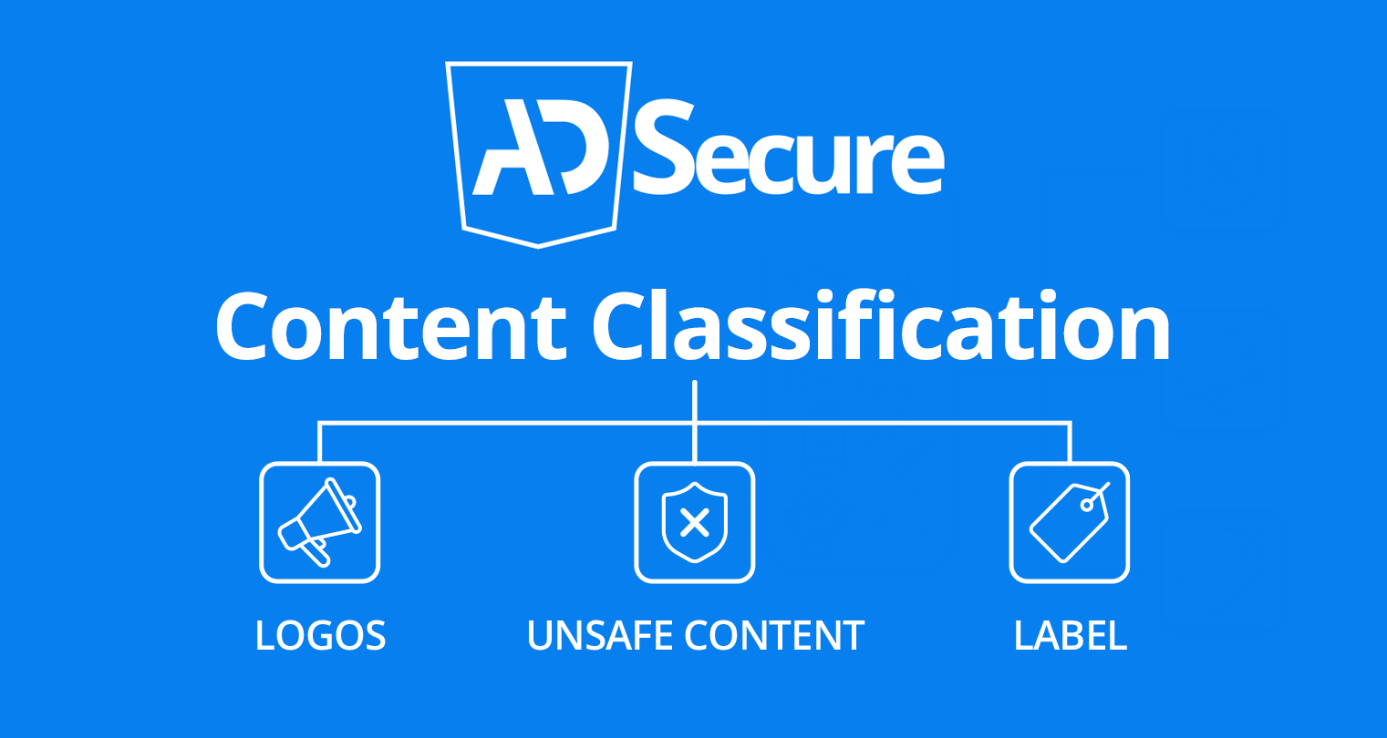 AdSecure Releases Content Classification Feature