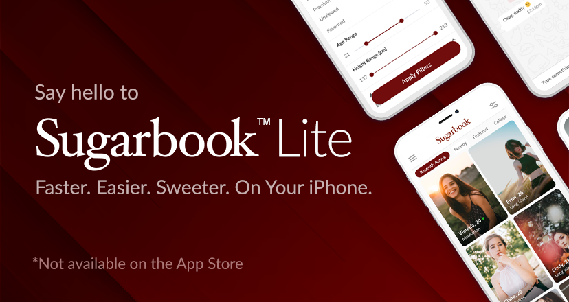 Sugarbook Launches 'Lite' Web-Based App For iPhones