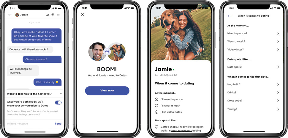 New Match.com Feature 'Dates' Helps Move Singles Offline