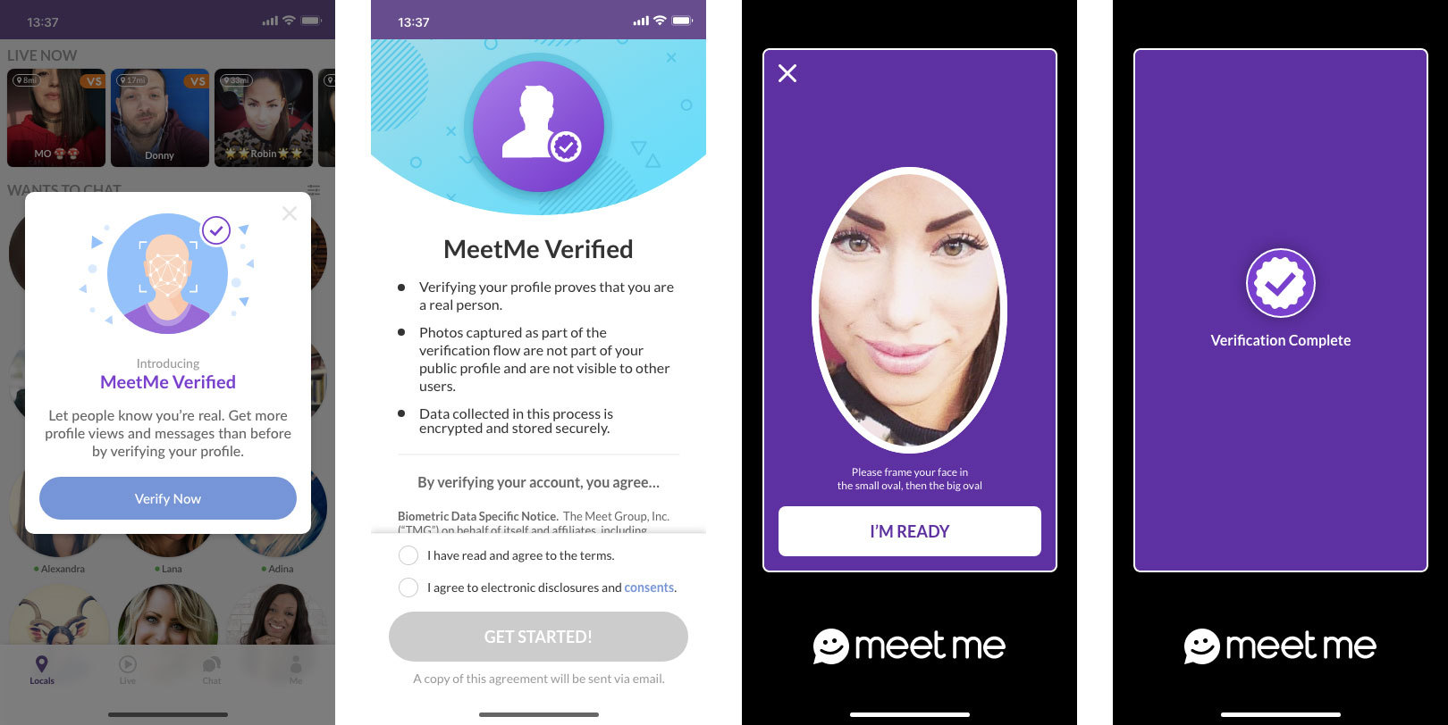 The Meet Group Launches AI-Powered Photo Verification on MeetMe