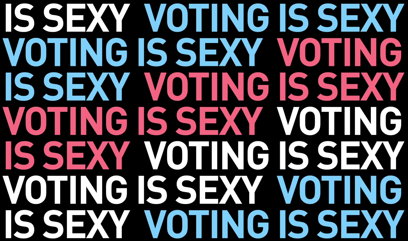 Grindr Proclaims 'Voting Is Sexy' in Raunchy Election PSA