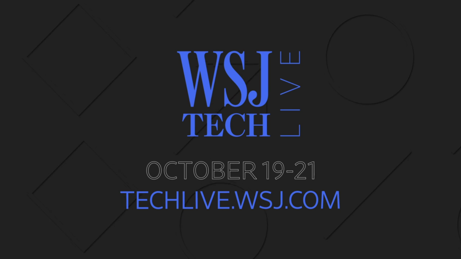 Match Group CEO to Speak at  Wall Street Journal Tech Live