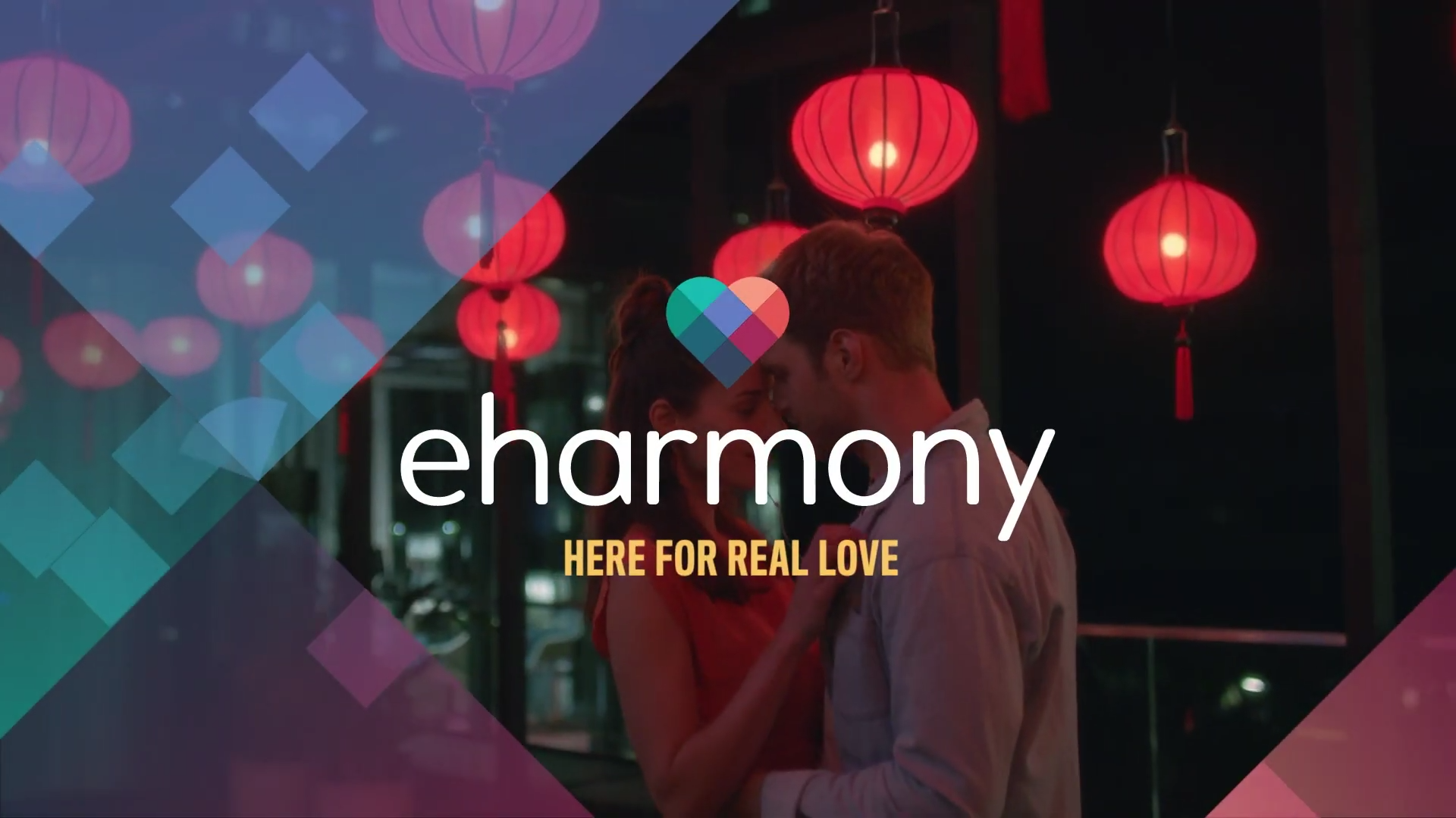 eharmony Unveils New 'Real Love' Television Marketing Campaign