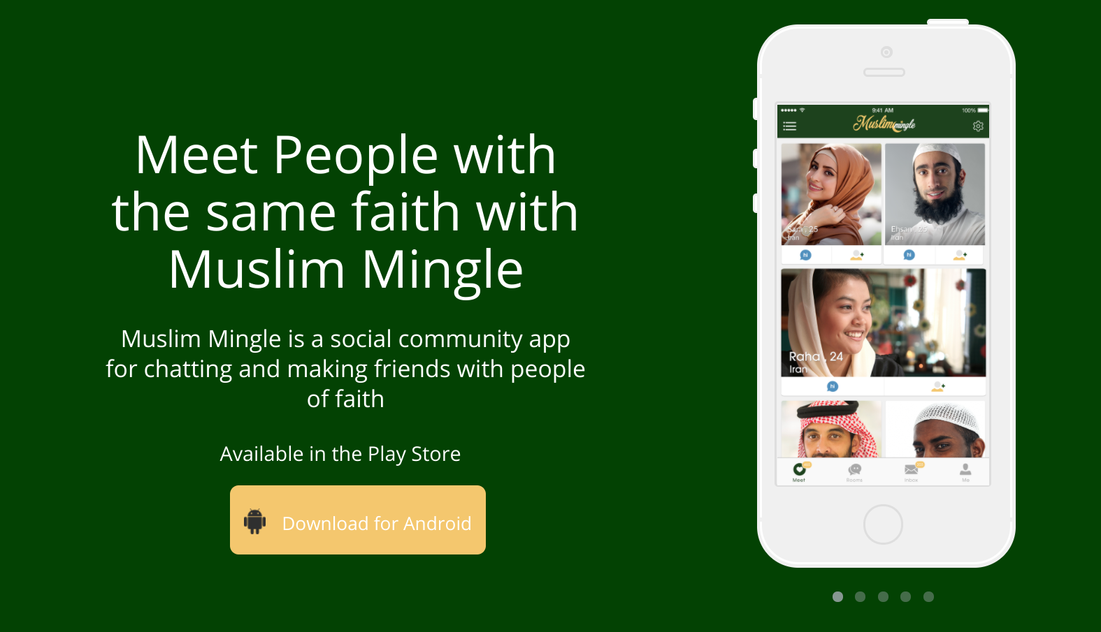 Muslim Dating Apps Sell Location Data to US Military