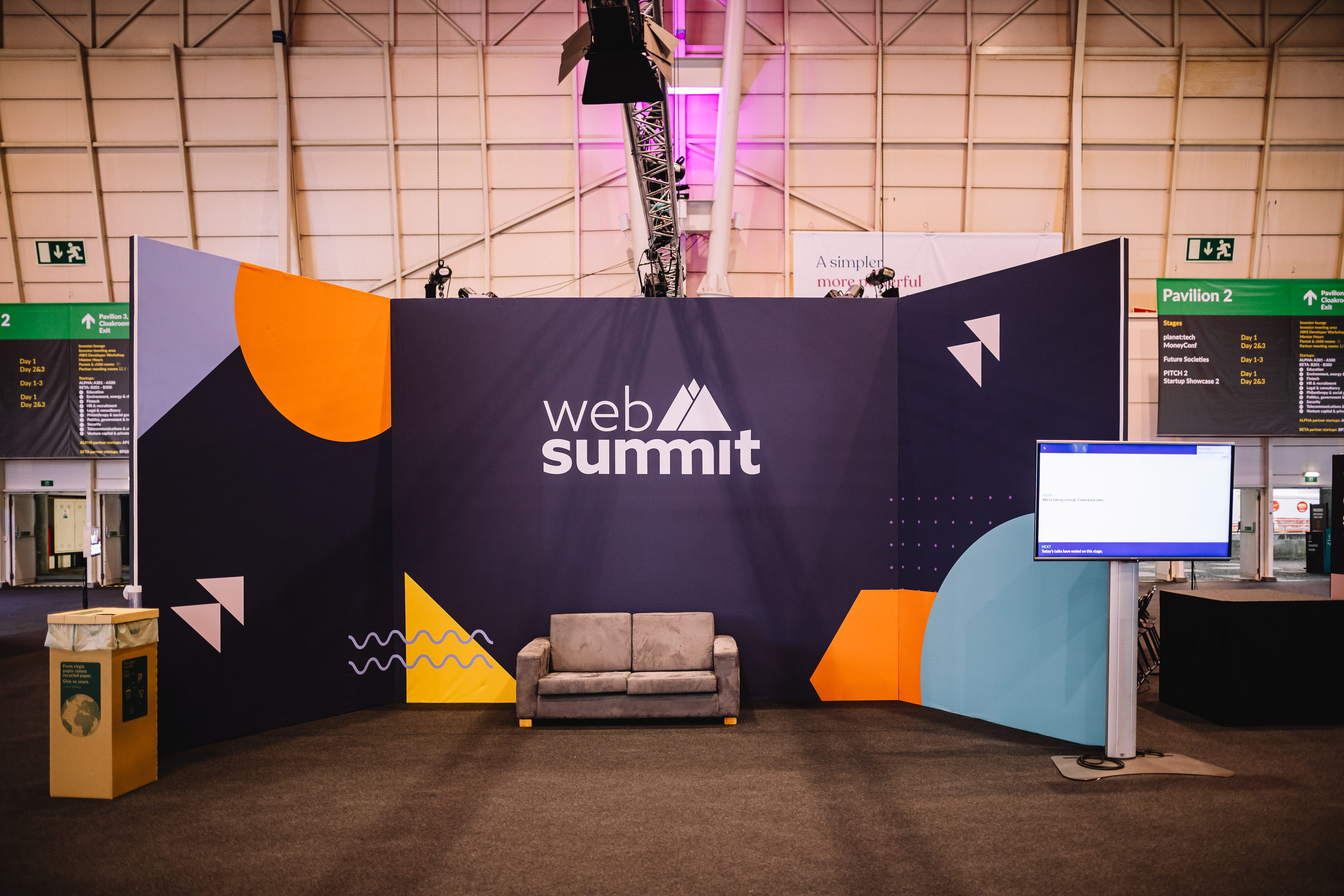 First Virtual Web Summit Gets Underway Today