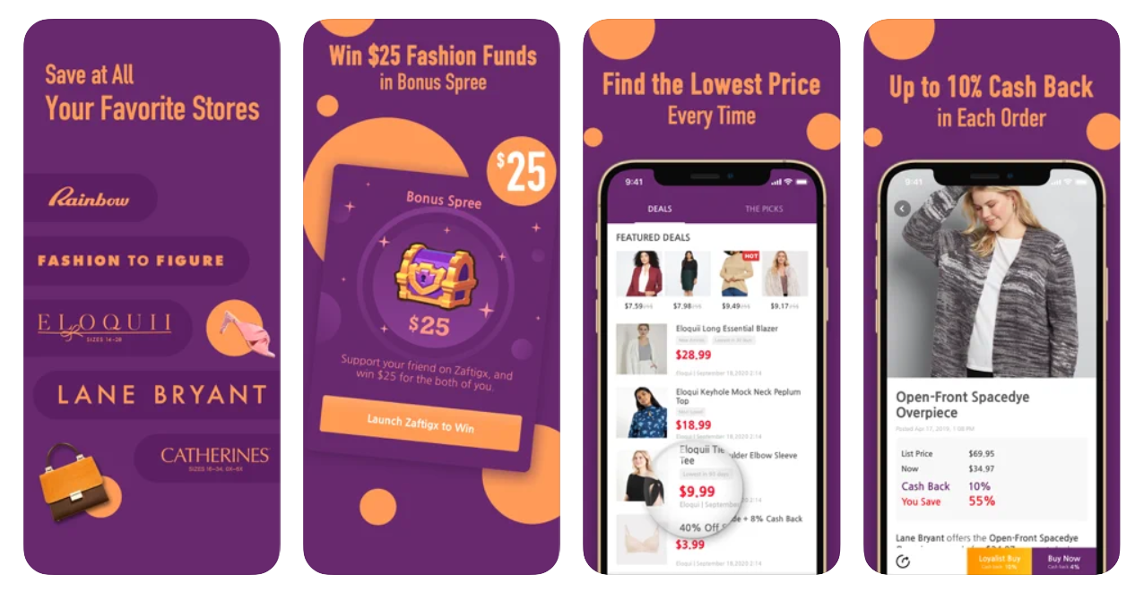 WooPlus Launches New App For Plus-Size Fashion