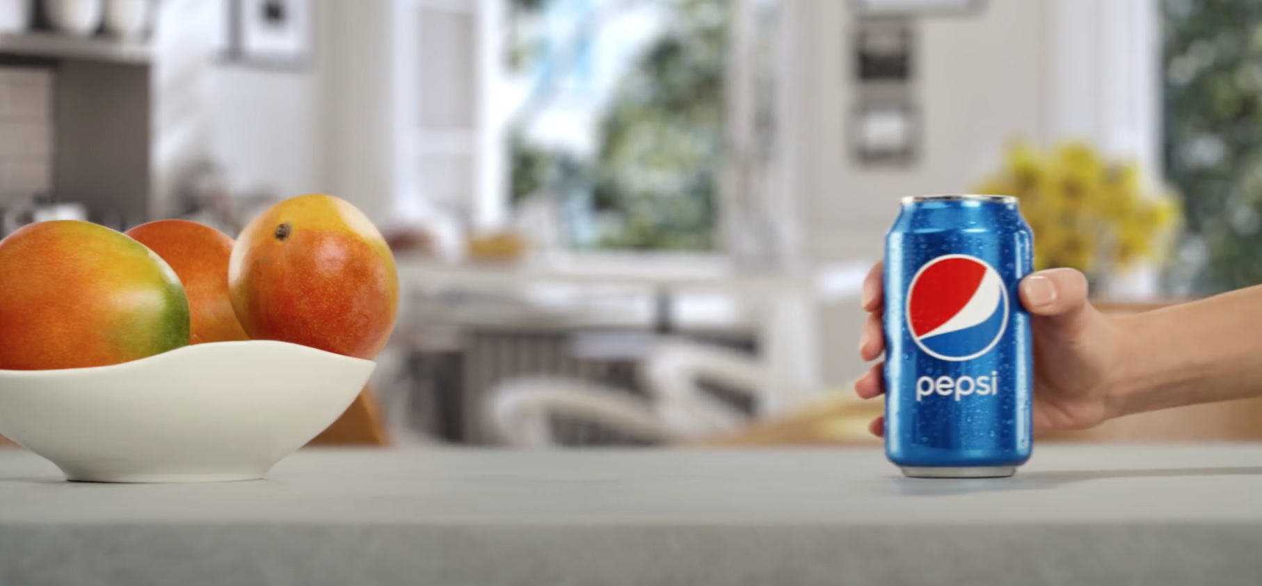 Pepsi Introduces 'Perfect Pairings' Dating Campaign To Launch Mango Flavour
