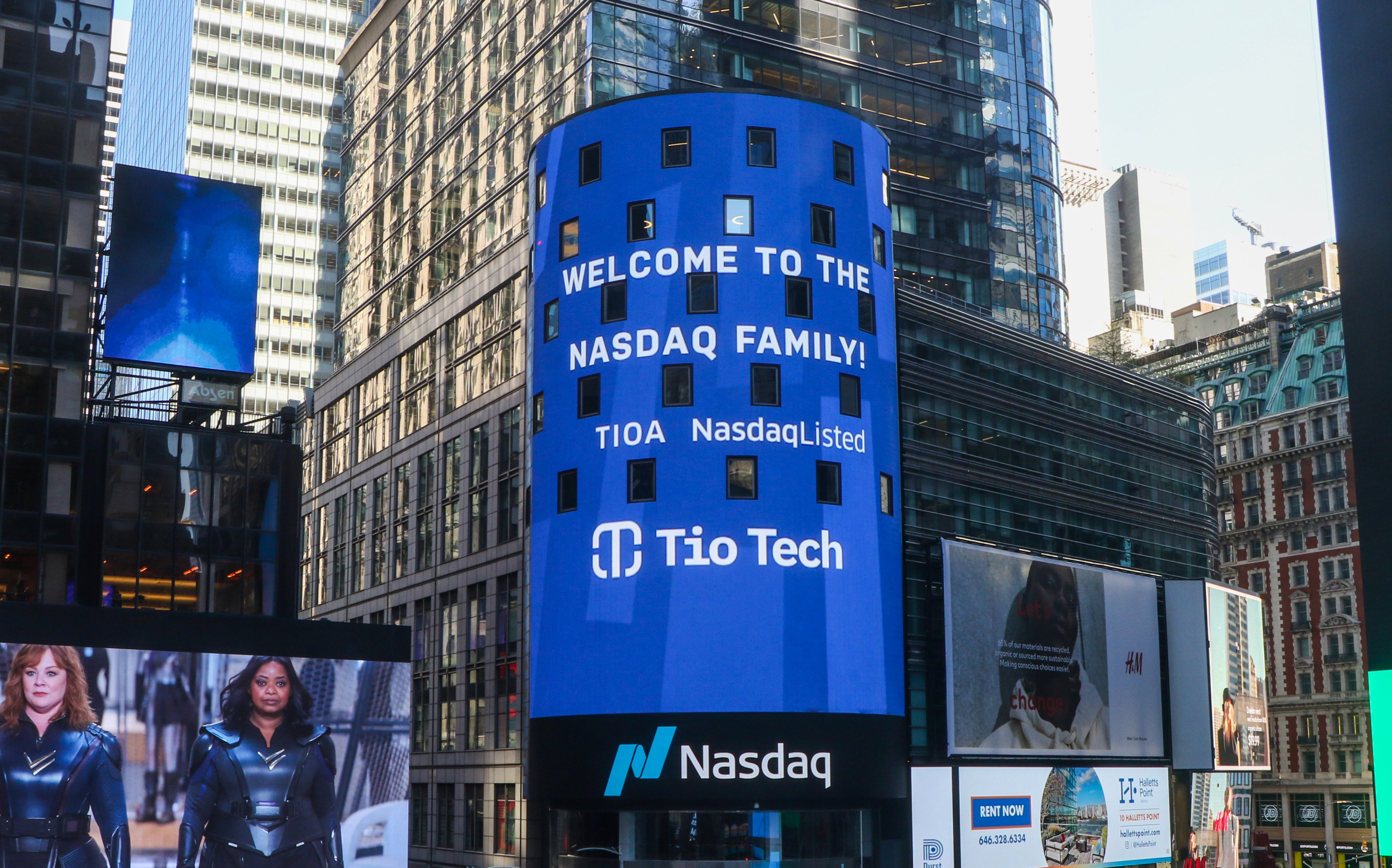 New $300 Million SPAC 'Tio Tech' Counts Former Spark Networks CEO as Board Member