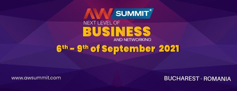 AW Summit 2021, Bucharest