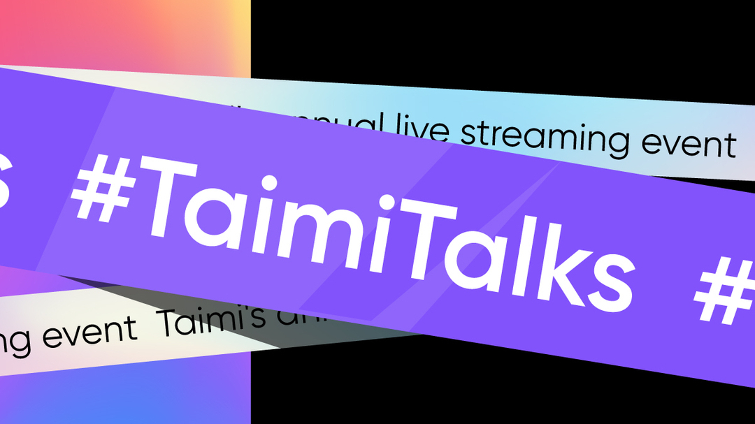 Taimi Announces 'Taimi Talks' Live Streaming Event For 2021