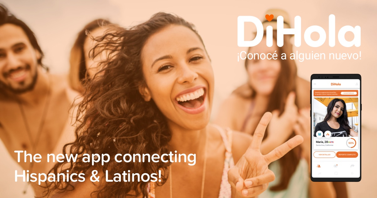 Say Allo to Launch 'DiHola' to Match Hispanic and Latinx Singles