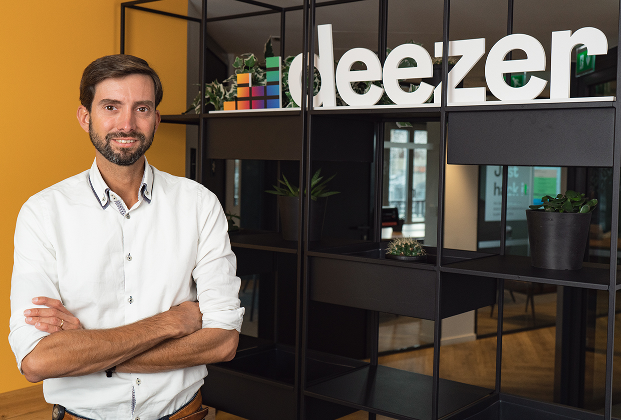 Jeronimo Folgueira Joins Music Streaming Service Deezer as New CEO