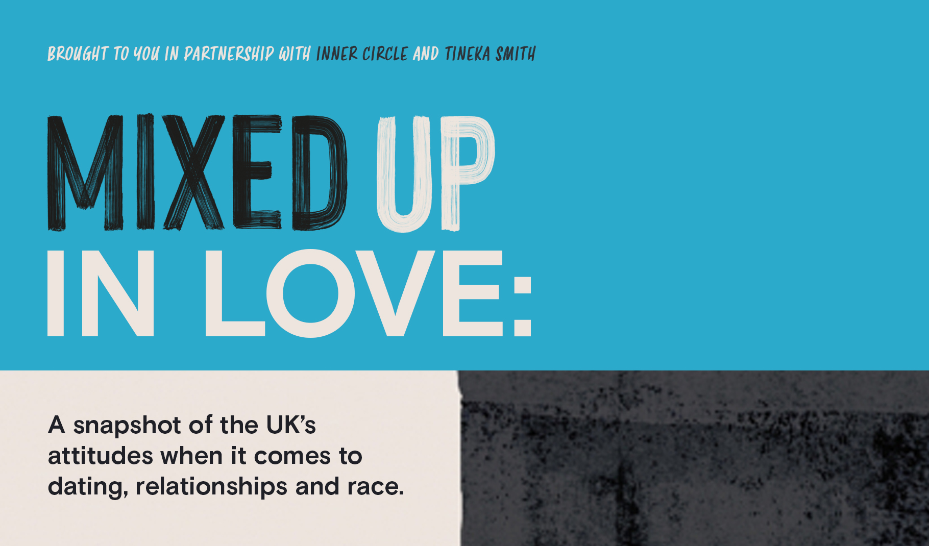 Inner Circle's 'Mixed Up in Love' Report Reveals Attitudes Toward Interracial Relationships