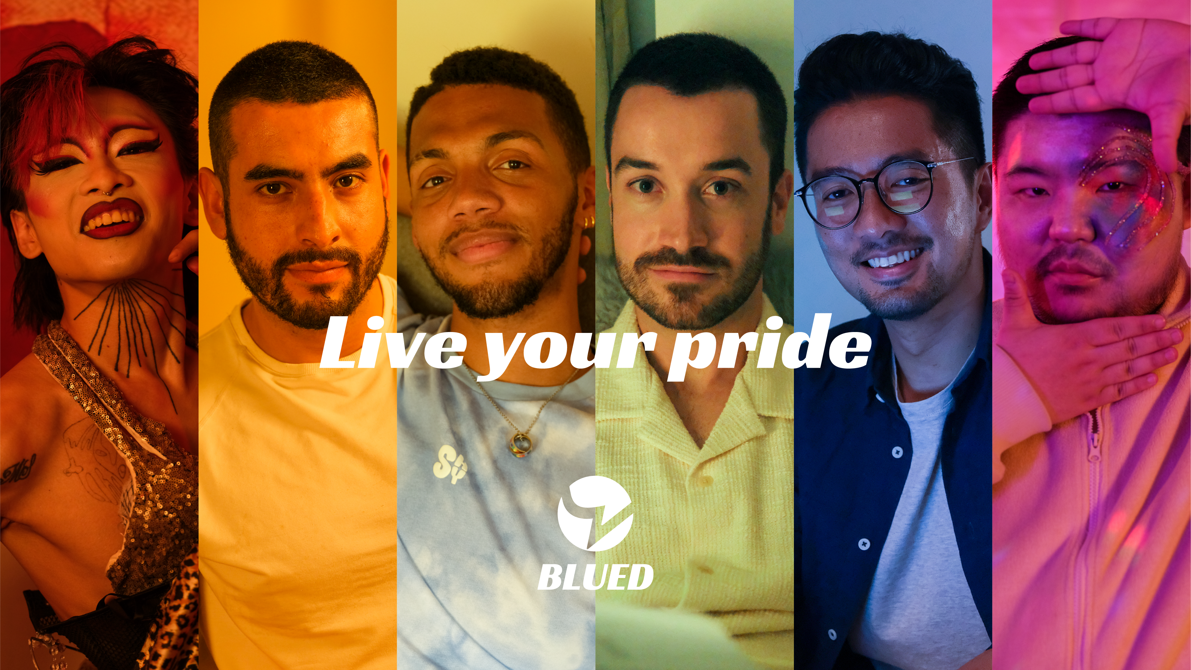 Blued Launches #LiveYourPride Campaign For Global LGBTQ Community