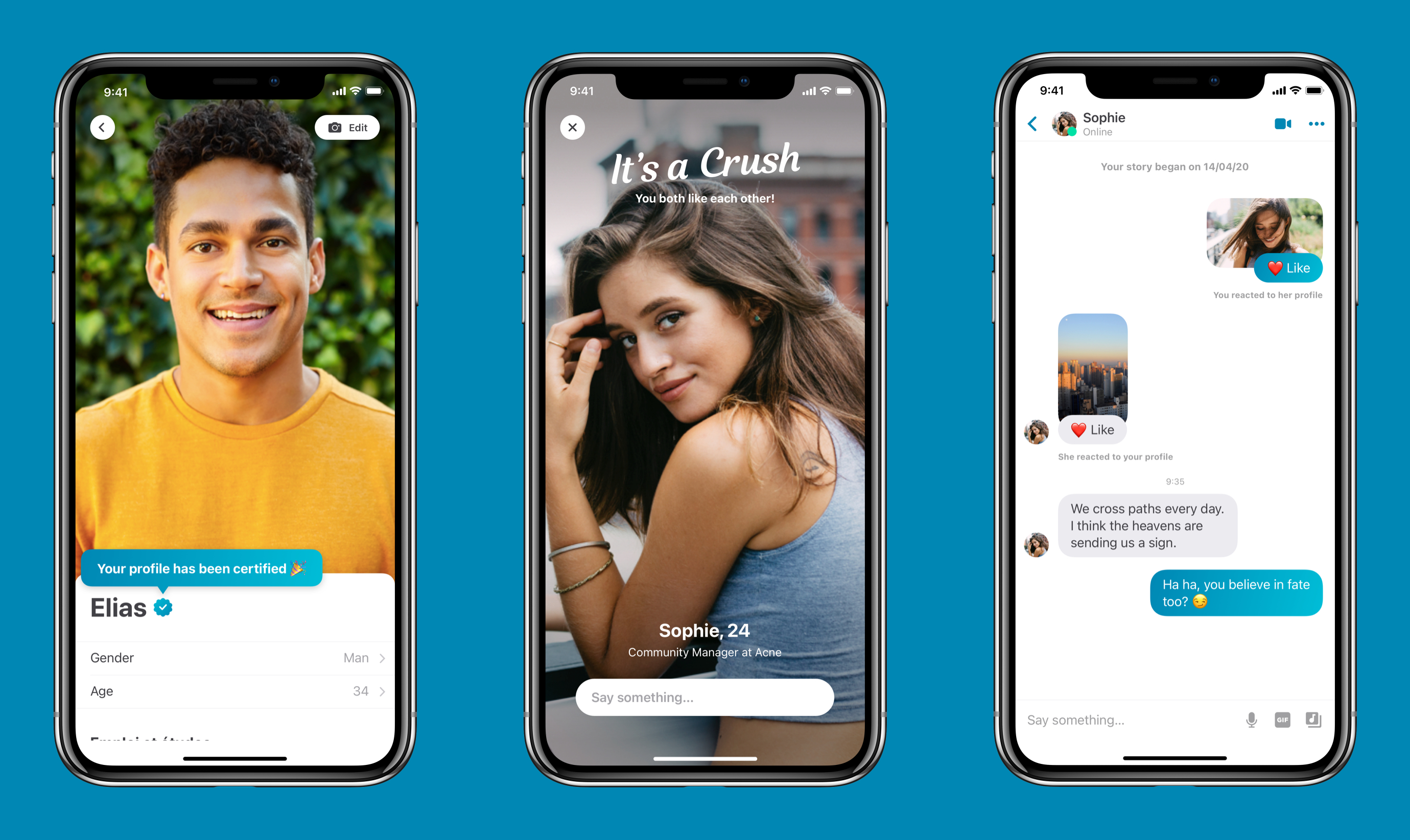happn Teases New Audio Feature Ahead of September Launch