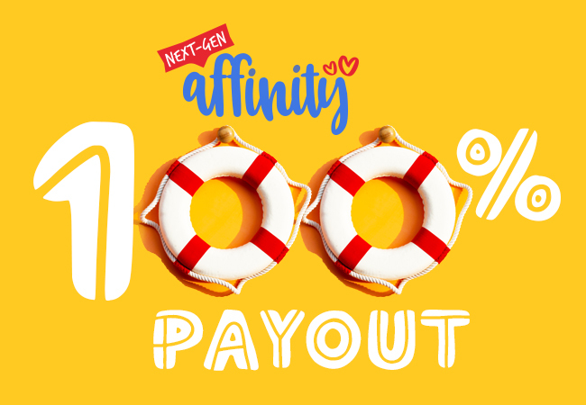 100% Payout Summer Deal