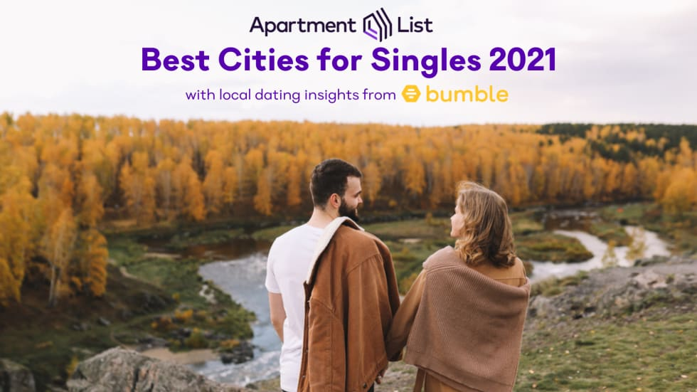 Bumble Partners To Name Best Cities For Singles