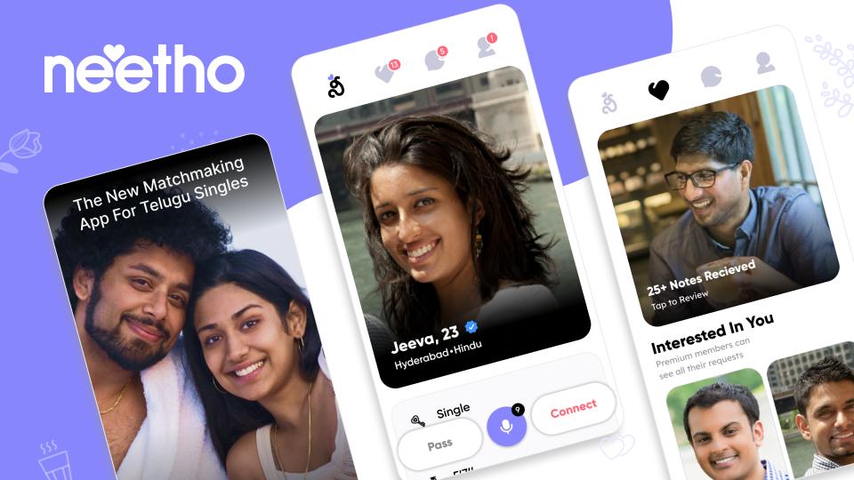 Aisle Launches 'Neetho' For Telugu Singles