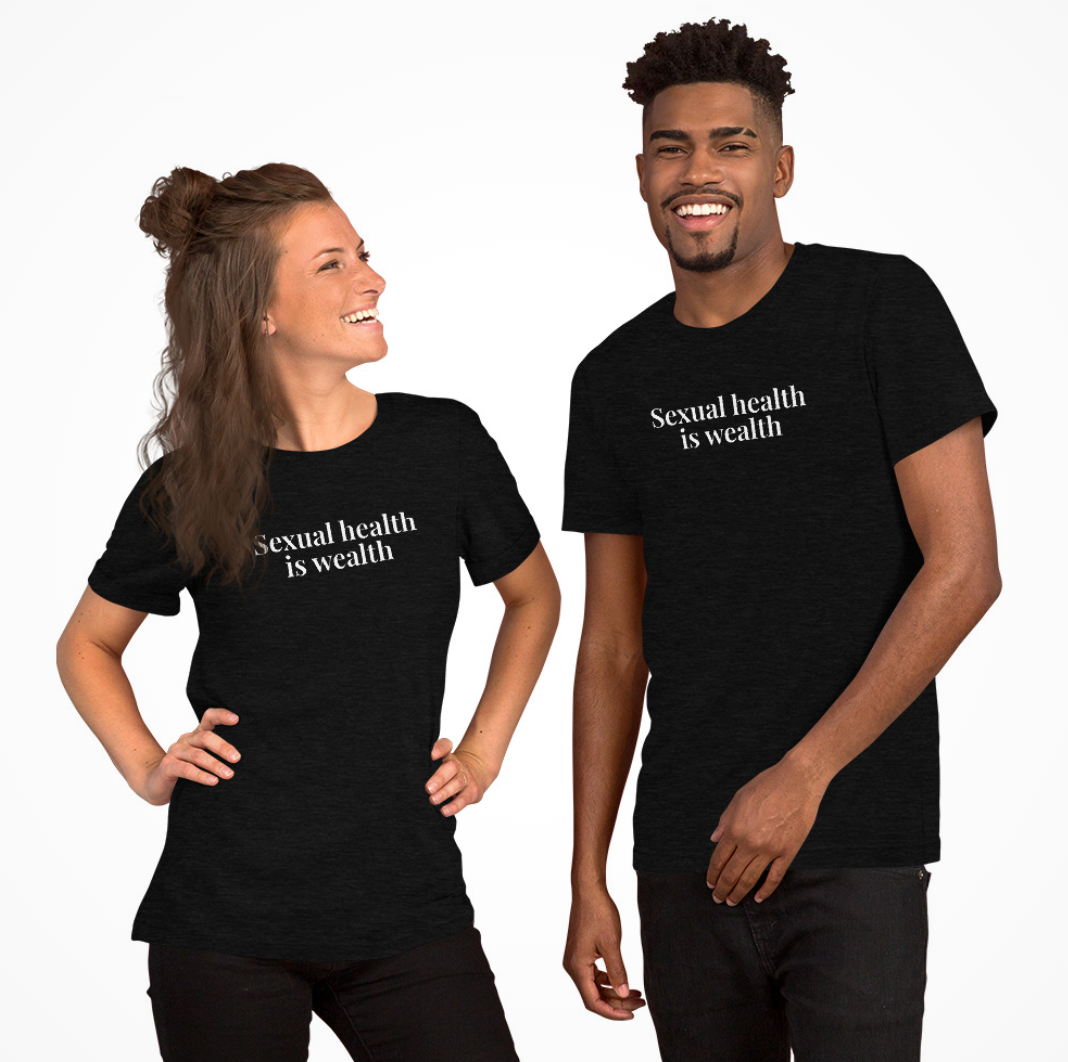 Ashley Madison Launches 'Sexual Health Is Wealth' Merchandise Partnership